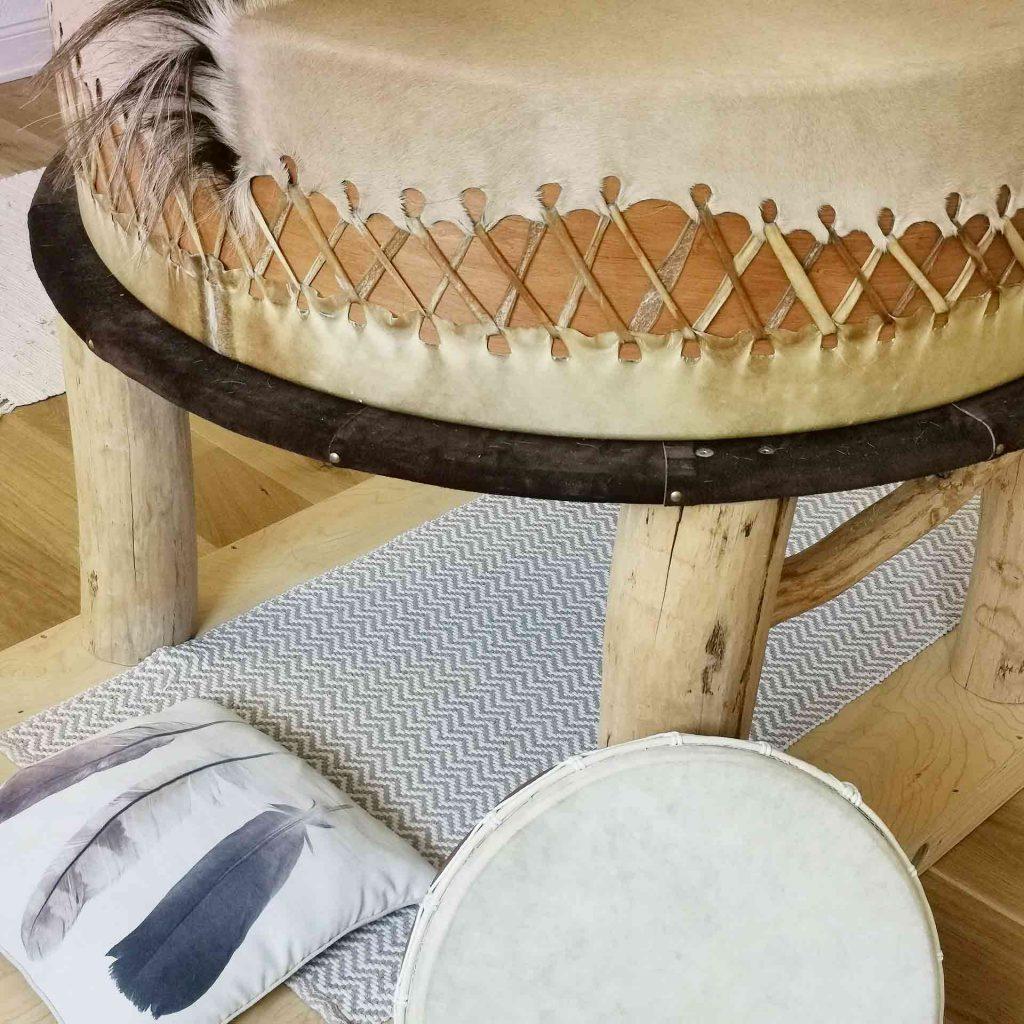 schamanische Trommeln & Zubehör für winw schamische Einzelsitzung